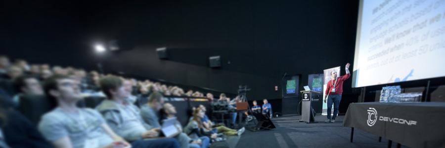 Tugberk Ugurlu Speaking at DevConf, Krakow in 2018